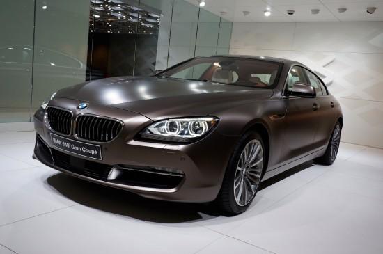 BMW 640i Gran Coupe Geneva