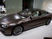 BMW 640i Gran Coupe Geneva 2012