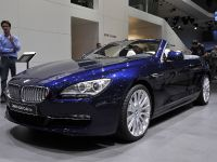 BMW 650i Cabrio Geneva 2011, 1 of 2