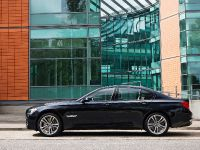 BMW 7 Series 740d and M Sports Package, 8 of 9