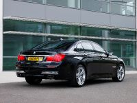 BMW 7 Series 740d and M Sports Package, 7 of 9
