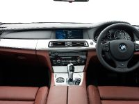 BMW 7 Series 740d and M Sports Package, 6 of 9