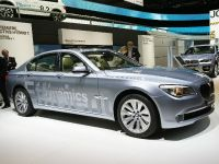BMW 7-Series EfficientDynamics Frankfurt 2011