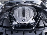BMW 7 Series, BMW 750 Li, BMW V8 Gasoline Engine with Twin Turbo and High Precision Injection