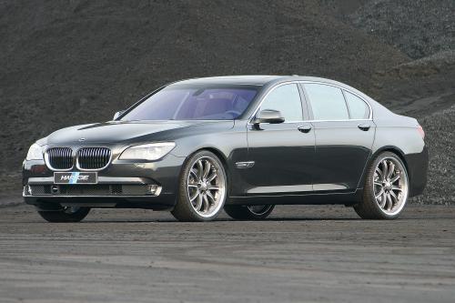 BMW 7 серии HARTGE антрацит классический набор колес