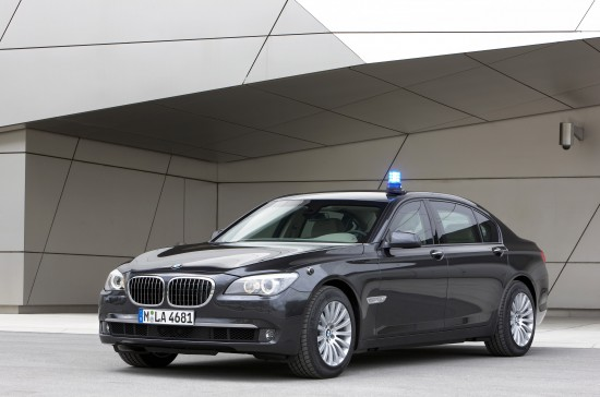 BMW 7 Series High Security