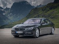 BMW 740Le xDrive iPerformance, 4 of 14
