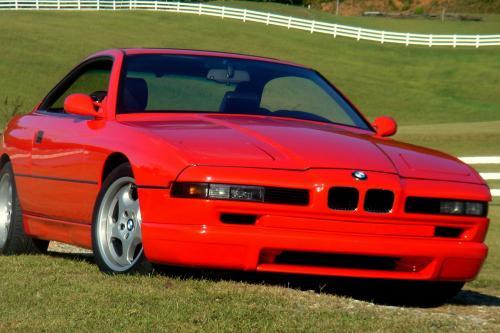 """BMW 8-серия E31 - \""""Большой восьмерки\"""""""