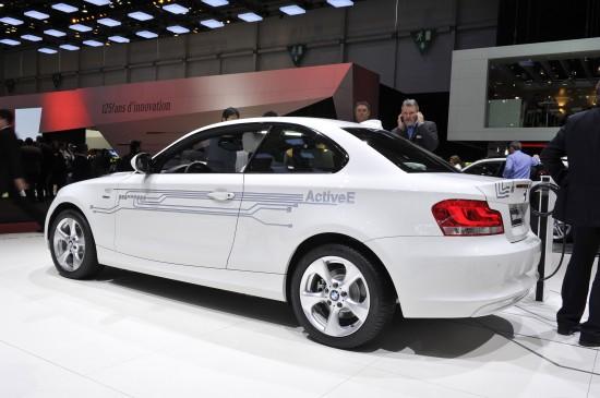BMW ActiveE Geneva