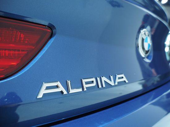 BMW Alpina B6 New York