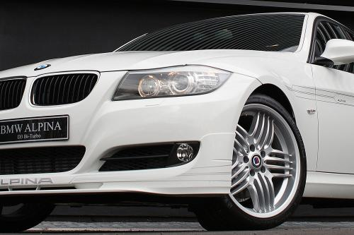BMW ALPINA D3 Bi-Turbo седан
