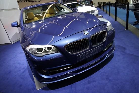 BMW Alpina D5 Bi-Turbo Limousine Frankfurt