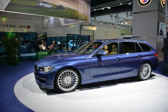 BMW Alpina Frankfurt