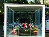 BMW Art Car by Jeff Koons, 1 of 4