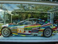 BMW Art Car by Jeff Koons, 3 of 4