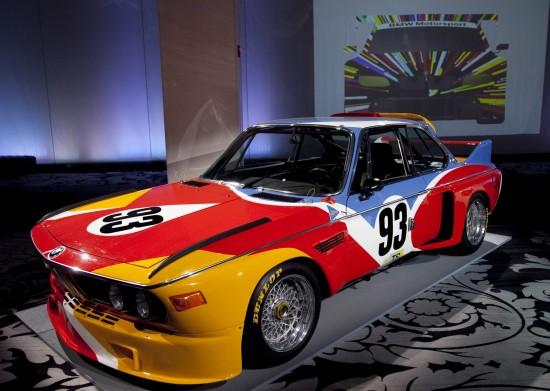 BMW Art Car Collection