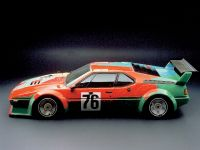 1979 BMW M1 Gruppr 4 Rennversion