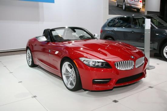 BMW at New York