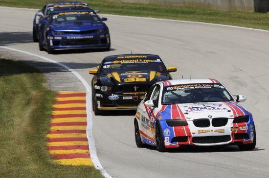 BMW at Road America