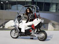 BMW C1-E Concept, 2 of 13