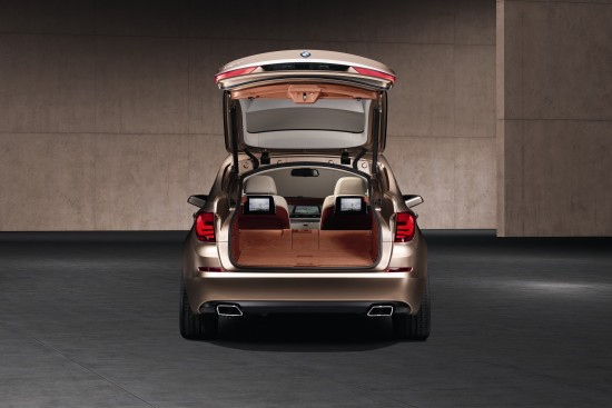 BMW Concept 5 Series Gran Turismo