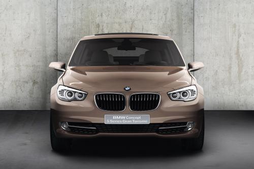 BMW Concept 5 серии Gran Turismo - фотография bmw