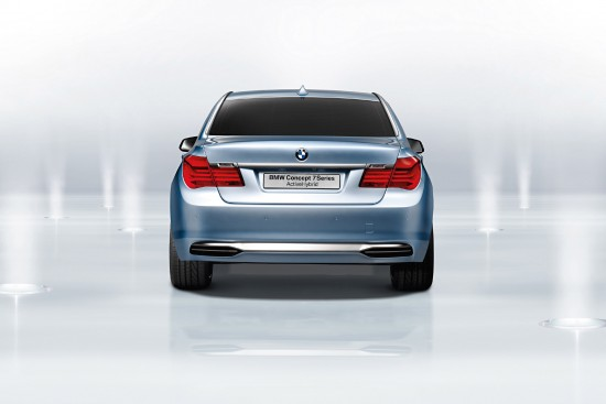 BMW Concept 7 Series ActiveHybrid
