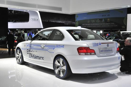 BMW Concept Active E Detroit