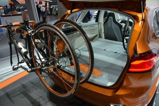 BMW Concept Active Tourer Frankfurt
