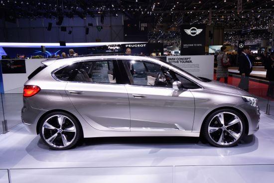 BMW Concept Active Tourer Geneva