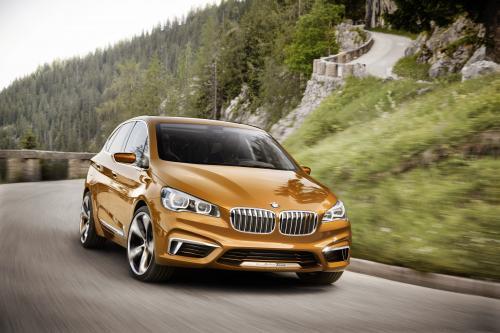 BMW Concept Active Tourer Outdoor выявлено