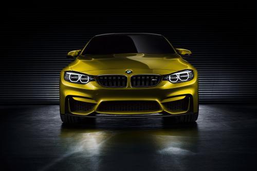 BMW Concept M4 показал [видео]