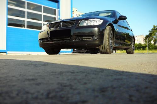 BMW E90 320d - Тест-драйв