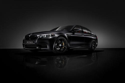 BMW F10 M5 Nighthawk - 575HP и 680Nm