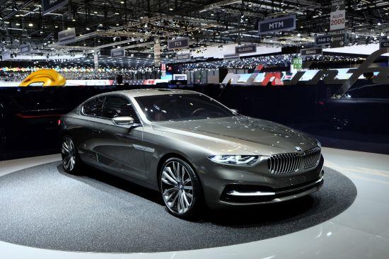 BMW Gran Lusso Geneva