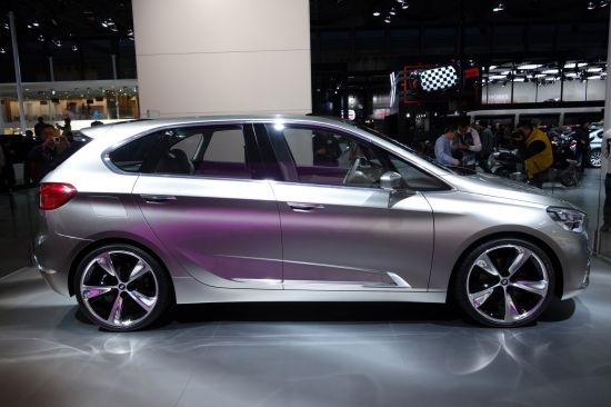 BMW Hatch Concept Shanghai