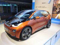 BMW i3 Concept Coupe Detroit 2013