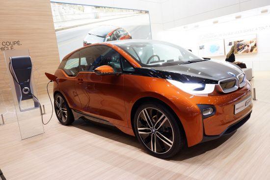 BMW i3 Concept Coupe Geneva