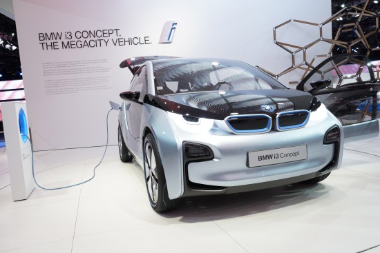 BMW i3 Concept Frankfurt