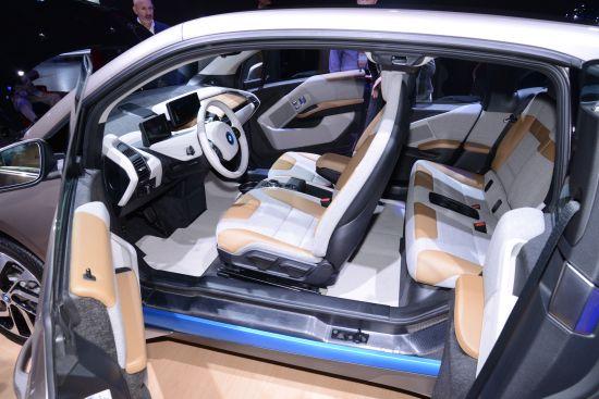 BMW i3 Detroit