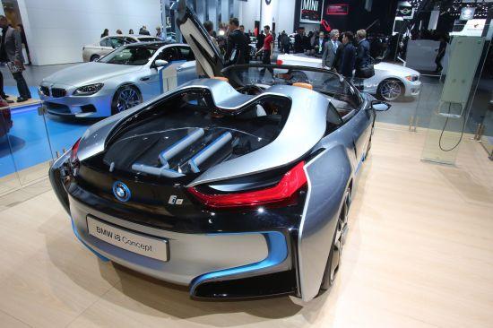 BMW i8 Concept Detroit