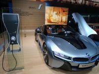 BMW i8 Concept Detroit 2013