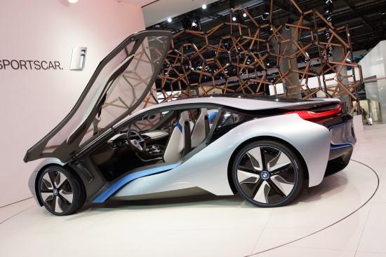BMW i8 Concept Frankfurt