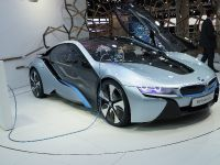 thumbnail image of BMW i8 Concept Frankfurt 2011