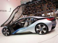 BMW i8 Concept Frankfurt 2011