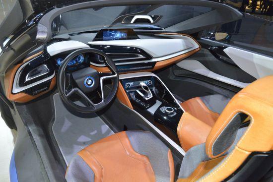 BMW i8 Concept Los Angeles