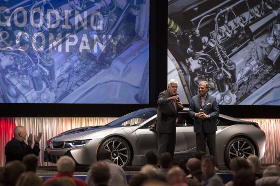 BMW i8 Concours dElegance Edition