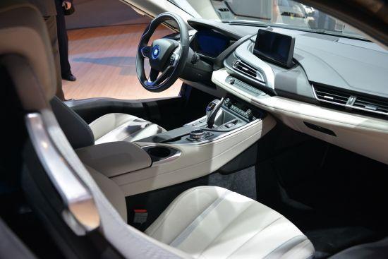 BMW i8 Frankfurt
