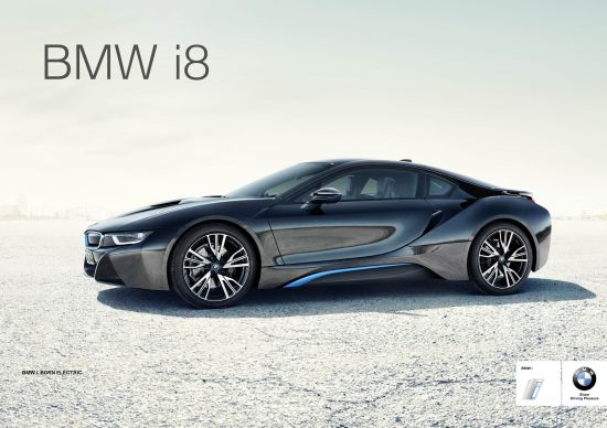 BMW i8 Launch Campaign