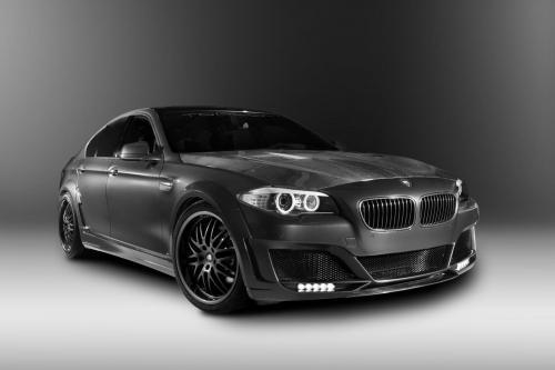 Lumma CLR 500 RS2 - больше углеродного волокна для BMW F10